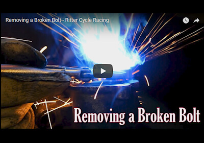 Removing a Broken Bolt Video