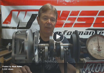 Why We Lighten Flywheels video