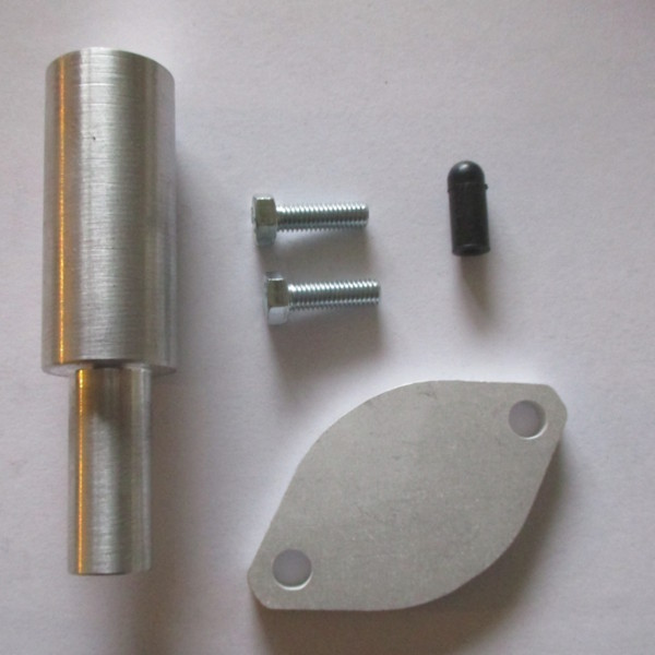 oil injection block off kit with stuffer